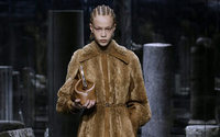 Roman empress Fendi by Kim Jones
