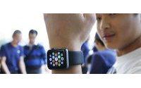 Low-key launch as Apple Watch finally goes on sale
