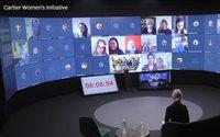 Cartier провел онлайн-конференцию для женщин-предпринимателей