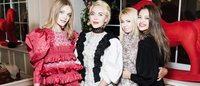 Новый бутик Ulyana Sergeenko открылся в Гранатном переулке