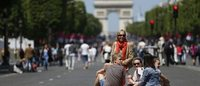Les touristes étrangers se font toujours attendre à Paris