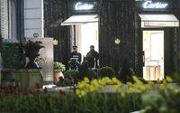 Four arrests after Monaco Cartier store raid