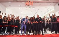 H&M prend pied en Colombie