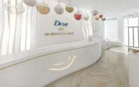 Dove ouvre un pop-up store parisien