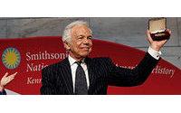 Ральф Лорен получил модную награду Smithsonian Institution