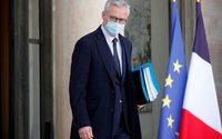 EU should press ahead with digital tax plans, France says