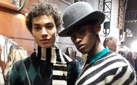 AMI fêtes 9th anniversary with Paris Fashion Week Men's opening show