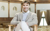 Brunello Cucinelli vince il 'Global Economy Prize' in Germania