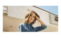 Alexa Chung reveals new AG fashion collection