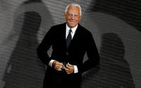 Giorgio Armani says successor need not be Italian