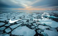 Nike and Ocean Conservancy team up to protect the Arctic
