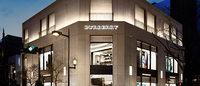 Britain's Burberry opens Osaka store