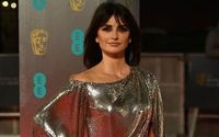Metal shades shimmer on BAFTAs red carpet