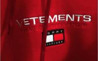 Tommy Hilfiger gibt Zusammenarbeit mit Vetements bekannt