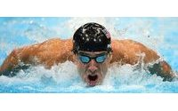 Phelps challenges former sponsor Speedo with new brand
