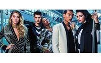 Balmain x H&M koleksiyonunun yüzleri: Kendall Jenner, Gigi Hadid ve Jourdan Dunn