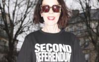 Katharine Hamnett makes comeback with Liberty and Matchesfashion