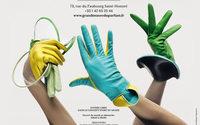 """Unscent Glove Lover, une exposition """"capsule"""" au Grand Musée du Parfum"""