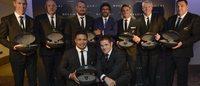 Bulgari: un orologio per il Club dei 100 degli All Blacks