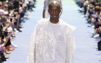 Abloh debutta da Louis Vuitton con un workwear di lusso