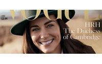 Vogue compie 100 anni e si regala Kate Middleton in copertina