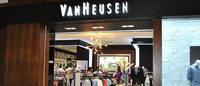 Van Heusen lanza su nueva imagen en Honduras