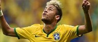 """Mondial 2014 : Quand la """"Neymarmania"""" monte à la tête"""