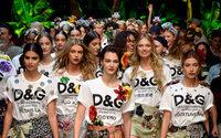 Desfiles de Milão: Dolce & Gabbana apresenta um espetáculo tropical