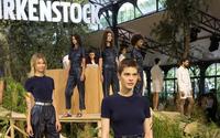 Birkenstock si è presentato con eleganza e leggerezza alle Tuileries