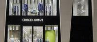 Giorgio-Armani-Store eröffnet in Hamburg