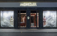 Change of address for Moncler in London