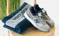 Woolrich e New Balance insieme per capsule Made in USA