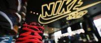 Nike: i ricavi trimestrali crescono ma meno delle stime