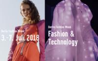Mode im Fischernetz: Berliner Fashion Week beginnt