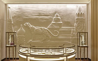 Cartier изменил концепцию оформления бутиков