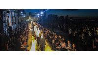 Нью-Йорк: Гимн любви Givenchy 11 сентября