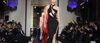 Paris Haute Couture: Versace, virgole ed emozioni tecno