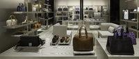 Giorgio Armani eröffnet sein erstes Accessoires-Geschäft