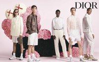Kaws participe à la première campagne de Kim Jones pour Dior Homme