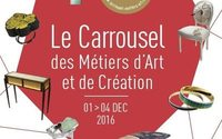 Le Carrousel des Métiers d'Art et de la Création revient du 1er au 4 décembre