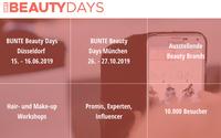 Bunte Beauty Days demnächst auch in Düsseldorf