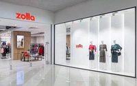 Zolla запустила новый архитектурный концепт магазинов
