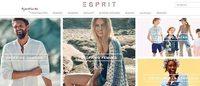Esprit wächst online