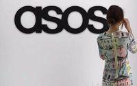 Годовой товарооборот Asos должен вырасти на 30-35%