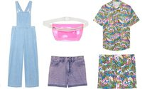 American Apparel unveils festive summer collection