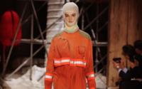 Calvin Klein zeigt Pop-Ski-Odyssee