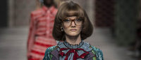 Gucci in spotlight as Milan kicks off in upbeat mood