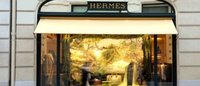 Hermès opens flagship store in Shanghai