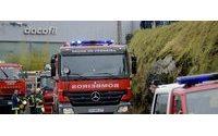Incêndio em fábrica de Felgueiras não impede laboração esta segunda-feira