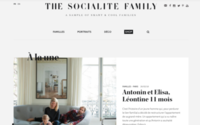 The Socialite Family va dévoiler son pop-up store